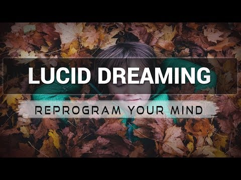 Lucid Dreaming affirmations mp3 music audio - Law of attraction - Hypnosis - Subliminal