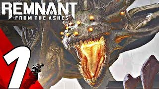 Remnant: From the Ashes - Gameplay Walkthrough Part 1 - Prologue (Full Game) Ultra Settings
