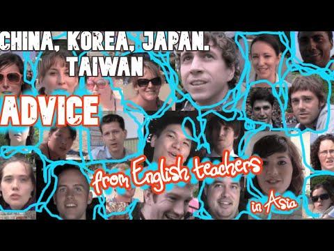 Advice on teaching English abroad from 26 ESL teachers