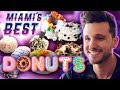 The Salty Donut in Wynwood is the Best Doughnut Shop in Miami