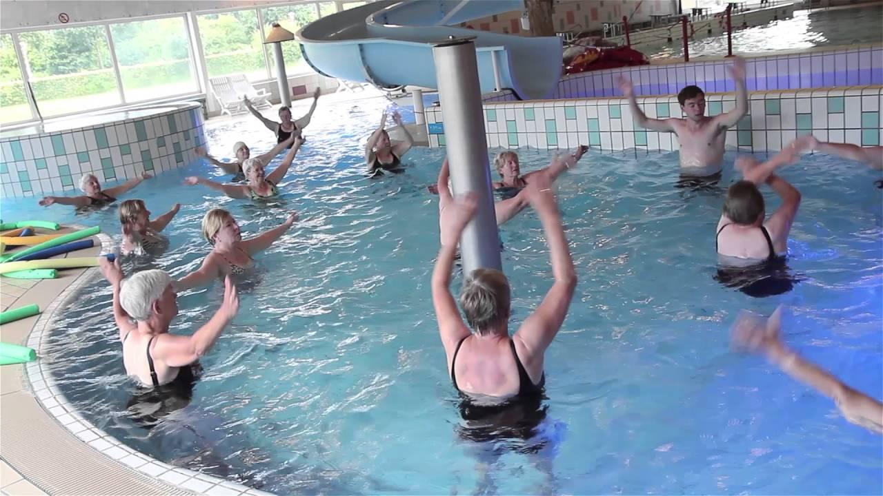 Wonderbaarlijk Zwemmen voor ouderen PI-87