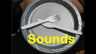 Plate Sound Effects All Sounds