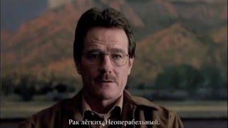 Breaking Bad - The Evolution of Walter White rus sub