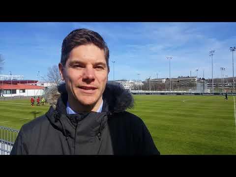 Training nach dem VfB-Sieg gegen den 1. FC Köln