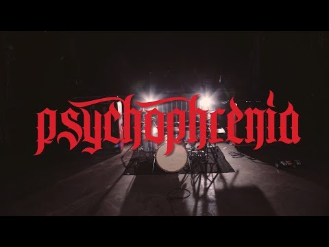 THE LAST TEN SECONDS OF LIFE - PSYCHOPHRENIA [OFFICIAL MUSIC VIDEO] (2018) SW EXCLUSIVE