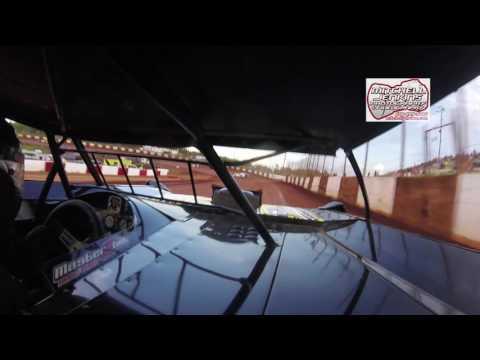 Mario Gresham Steelhead/525 In-Car Rome Speedway 7/2/17!