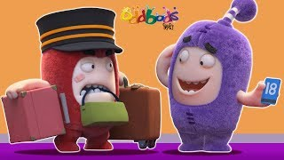 Oddbods | Hotel Hassel - होटल हैसल | Funny Cartoons for Children