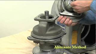 super t series pump maintenance pt 5 cartridge seal removal