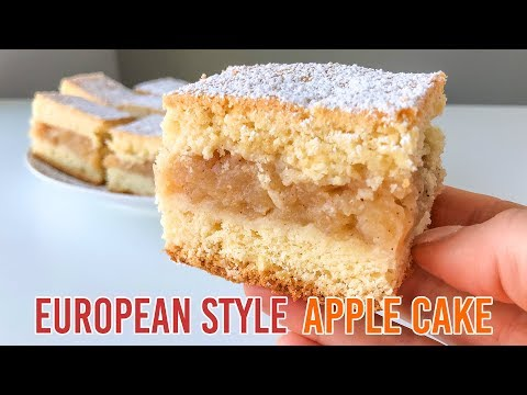 european-apple-cake-유럽-사과-케이크