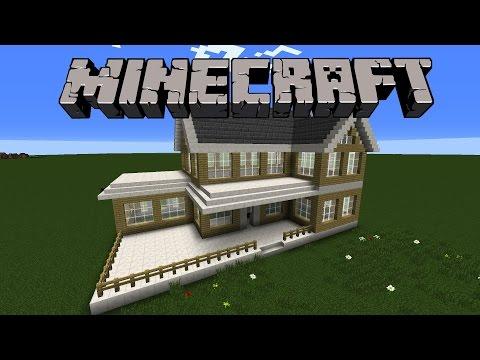 Minecraft: Ev Yapımı