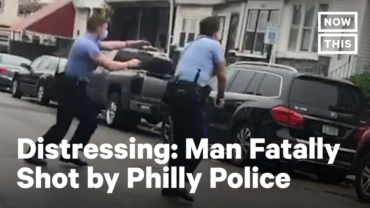 Protests Erupt in Philadelphia After Fatal Police Shooting | NowThis