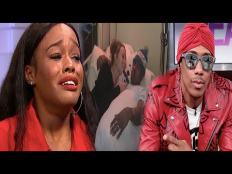 Azealia Banks BREAKS DOWN Crying On Wild 'N Out! & TEASES Nick Cannon For LUPUS VIRU$