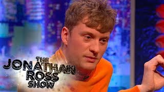 Great Celebrity Bake Off Star James Acaster's Love Of Cold Lasagne - The Jonathan Ross Show