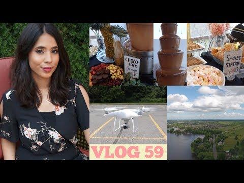 VLOG 59 - Eid Party & Canada Day