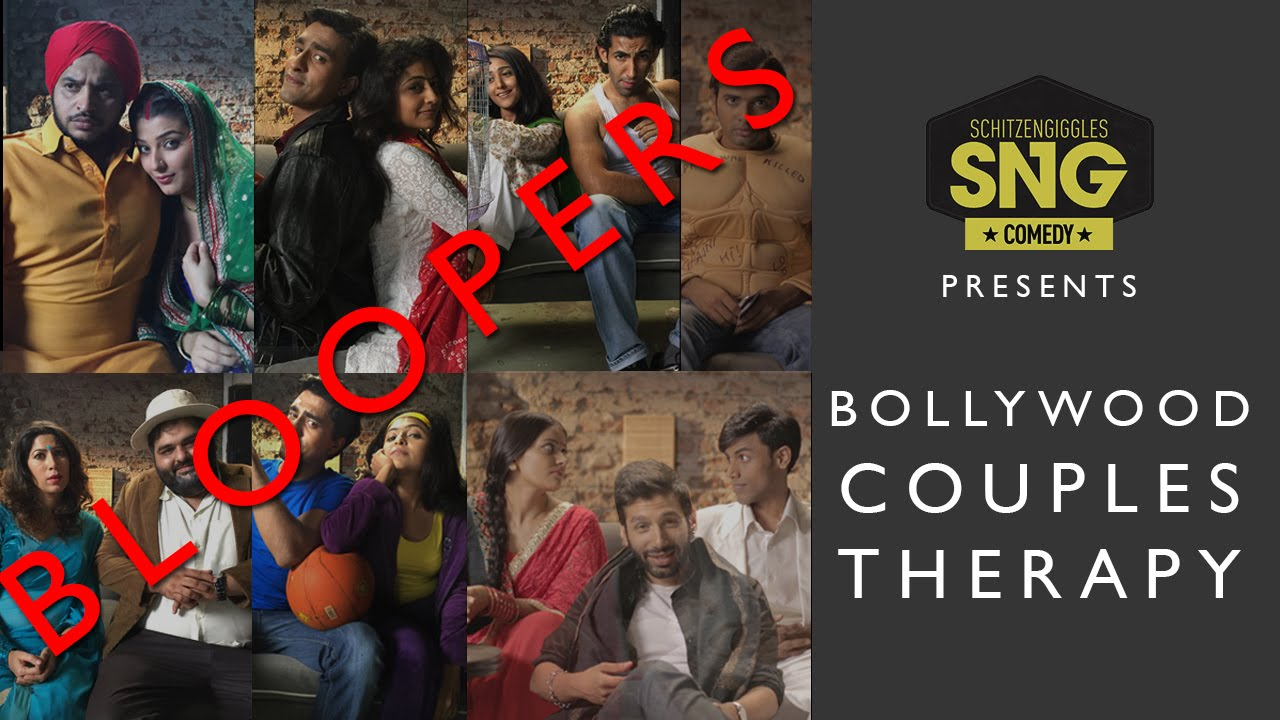 SnG: Bollywood Couples Therapy | Bloopers