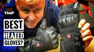 Keis G501 Heated Gloves Review