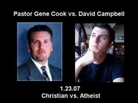 Gene Cook vs. David Campbell