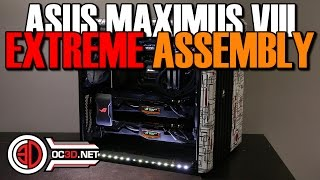 asus maximus viii extreme extreme assembly review