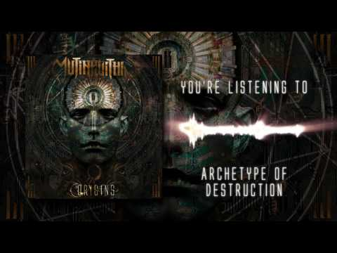 Mutiny Within - Archetype Of Destruction