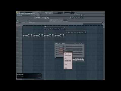 David Guetta & Showtek - Bad (piano en FL Studio)