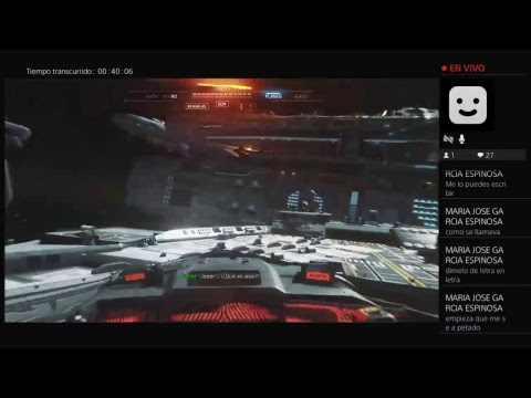 Call of duty infinite warfare modo campaña  ep 2