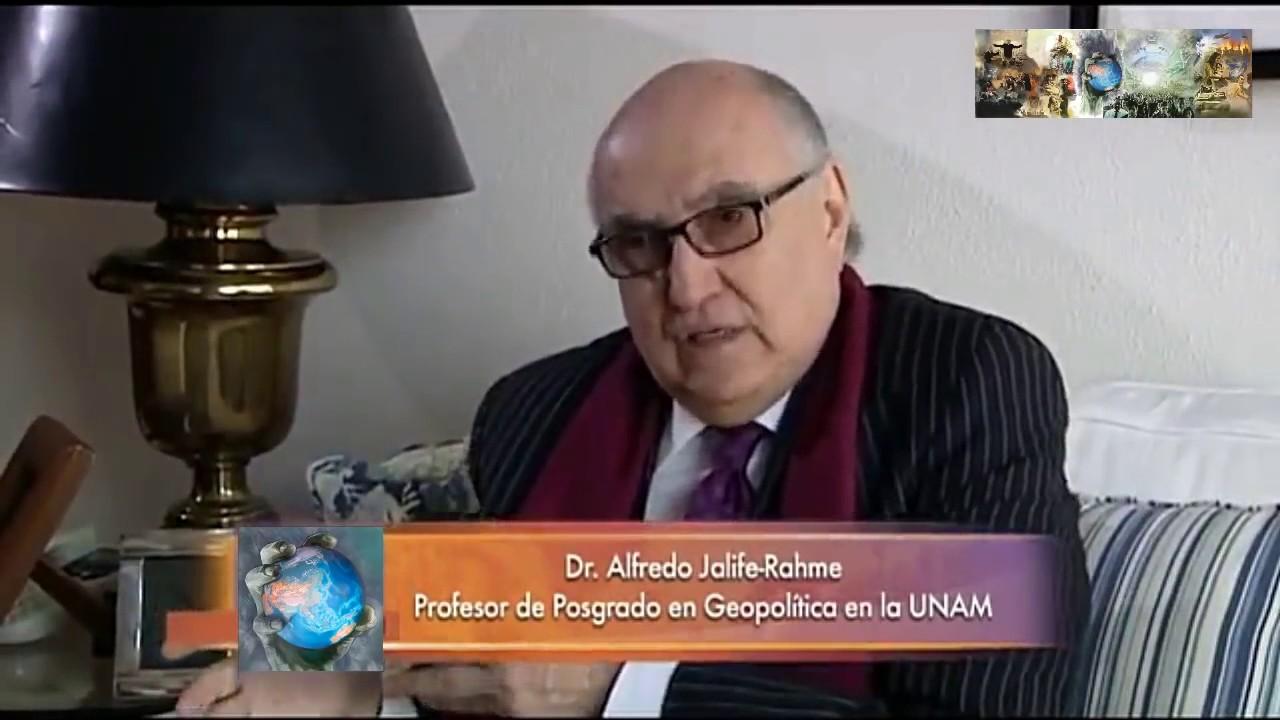 Alfredo Jalife Rahme sobre los jázaros, sionismo y el nuevo orden mundial #Katecon2006