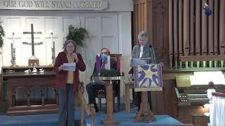 "Worship - Nov 29, 2020 - Rev Darren Morgan, ""Here We Go Again"""