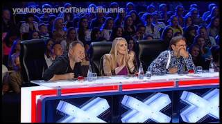 Lietuvos Talentai 2014 m. 7 serija | Dmitrij Bogdanov