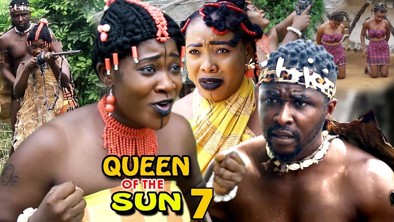 Download Queen Of The Sun Season 7 - New Movie | 2018 Latest Nigerian Nollywood Movie full HD | 1080p