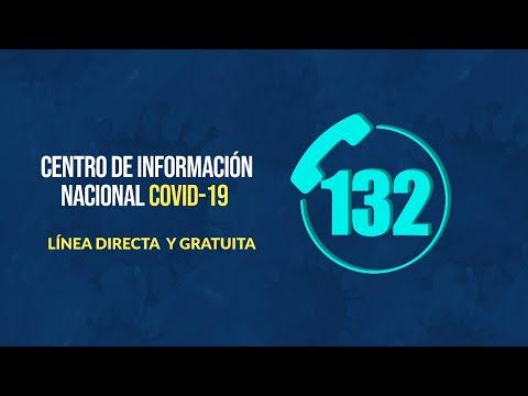 Centro De Información Nacional COVID-19