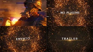 Trailer Epic Action World War 1 Template After Effects