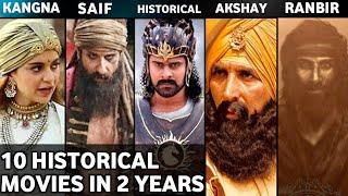 Upcoming bollywood historical movies of 2019-2020
