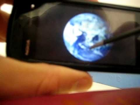 Google Earth Apps for Nokia 5800 Xpress Music