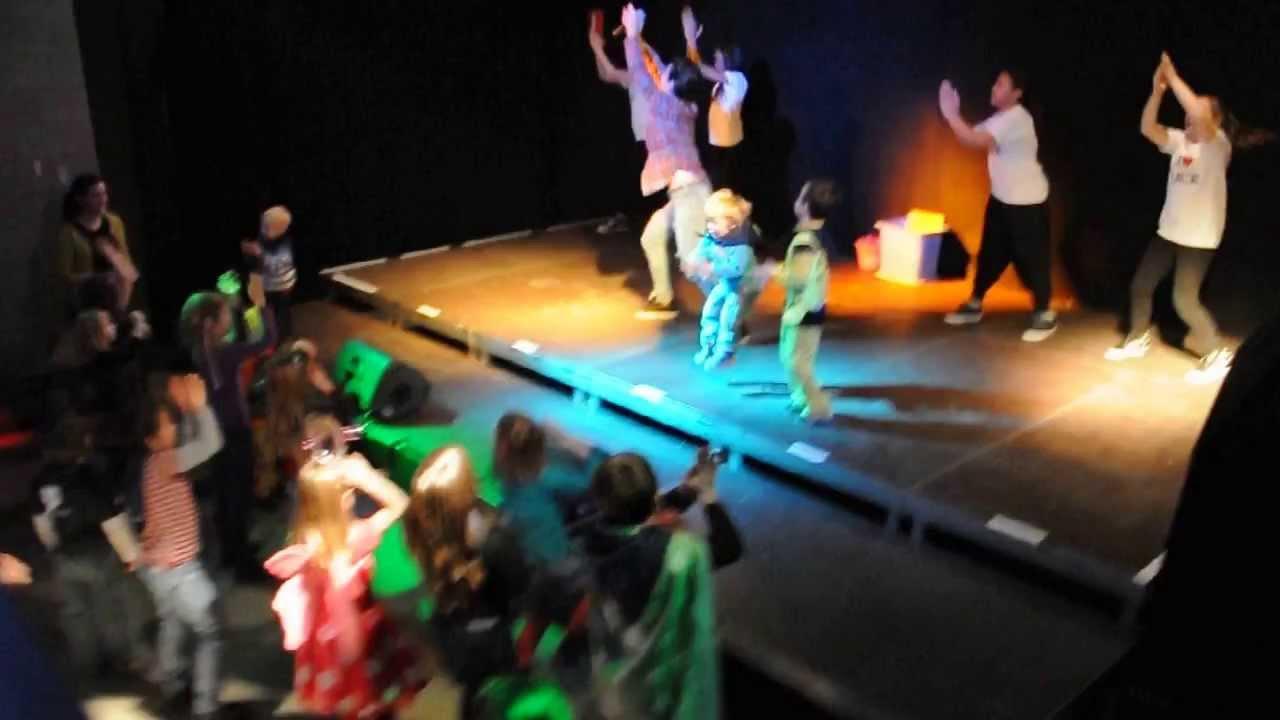 Anick Berghmans kinderdans-disco met anick berghmans - 2 @ jh de stip # 7.3.2014
