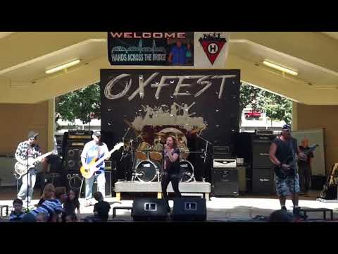 Keri Singing w Almost Sober @ OXFEST Esther Short Park, Vancouver WA 09-07-2015 Part 3