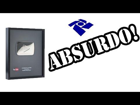 Youtube Silver Button - Sério Brasil? Só pode ser piada!