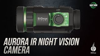 Sionyx AURORA IR Night Vision Camera - SHOT Show 2019