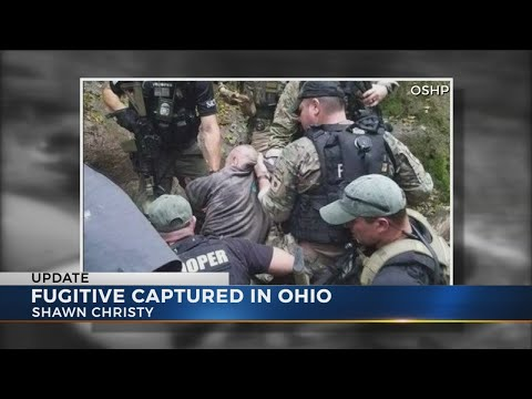 Fugitive wanted for threats to POTUS captured