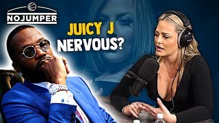 """Alexis Texas Says Juicy J Was Nervous to Meet Her During """"Bandz A Make Her Dance"""" Video Shoot"""