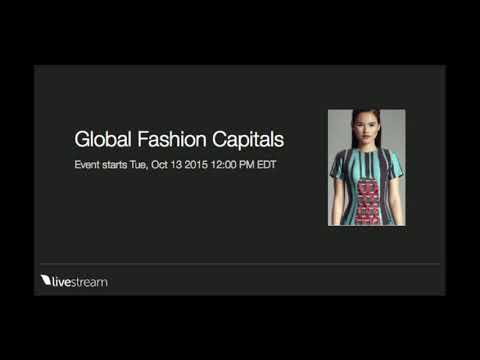 Global Fashion Capitals