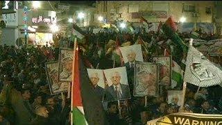 Palestinians celebrate UN victory