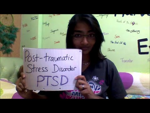 Post-traumatic Stress Disorder + How To Cope | Psych2Go