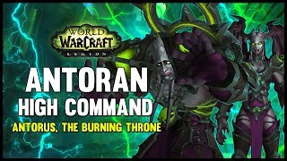 One of FatbossTV's most viewed videos: Antoran High Command - Antorus, the Burning Throne - 7.3 PTR - FATBOSS
