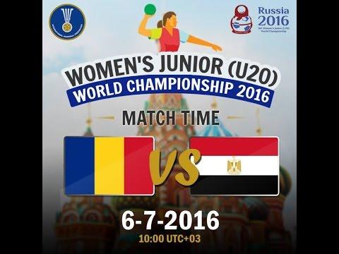 Group C. Romania - Egypt