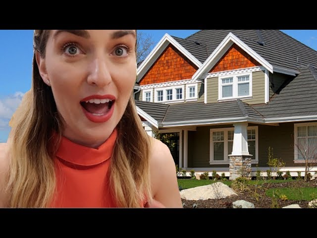 הצצה ראשונה לבית החדש!
