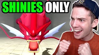 Pokemon Let's Go Pikachu CHALLENGE — Shiny Master Trainers Ep11