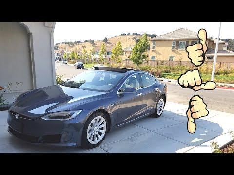 Tesla Model S 75 First Impressions 2017: By a Former Tesla Hater