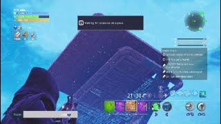 How To Make *Edit Wars* Stadium (Fortnite Save The World) + Giveaway