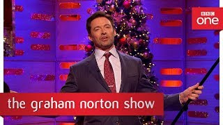 Hugh Jackman shows why he's the greatest showman - The Graham Norton Show: 2017 - BBC One