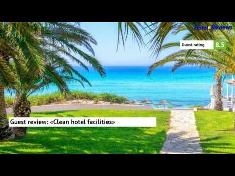 How To Book Nissi Beach Resort **** Hotel Review 2017 HD, Ayia Napa, Cyprus